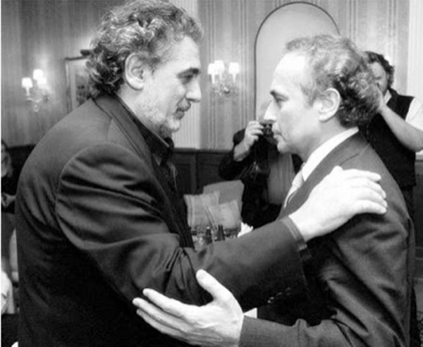 Placido Domingo & Jose Carreras